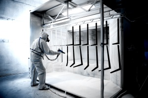 powder coating in Kansas, Nebraska, Iowa