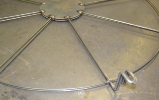 Wire Forming Equipment - Bending and Welding